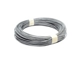 CABLE AVIATION • Ø 1 mm- 7 x 7 - rupture: 66 kg-cables-aviation