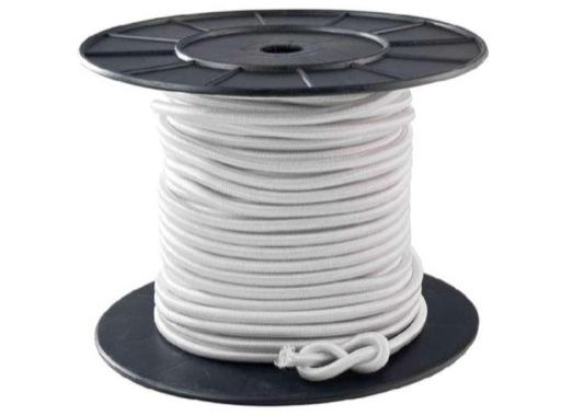 SANDOW • Blanc Ø 6 mm - bobine de 100 m