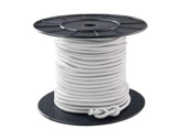 SANDOW • Blanc Ø 6 mm - bobine de 100 m-textile