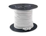 SANDOW • Blanc Ø 8 mm - bobine de 100 m-textile
