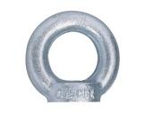 ANNEAU DE LEVAGE • Femelle Ø 6 CMU 80 kg-anneaux