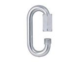 MAILLON RAPIDE • Ø 10 mm galvanisé ouverture normale