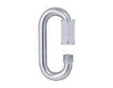 MAILLON RAPIDE • Ø 12 mm galvanisé ouverture normale