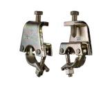 SUPPORT IPN • JEU DE 2 fixations pour tube Ø 50 mm 600Kg-structure-machinerie