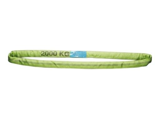 SANGLE TUBULAIRE • 2 tonnes - 100 cm