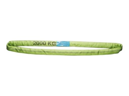SANGLE TUBULAIRE • 2 tonnes - 500 cm