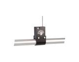 TENDEUR • pour perche Ø 50 mm - à cliquet pour câble Ø 4 mm-supports-de-perche