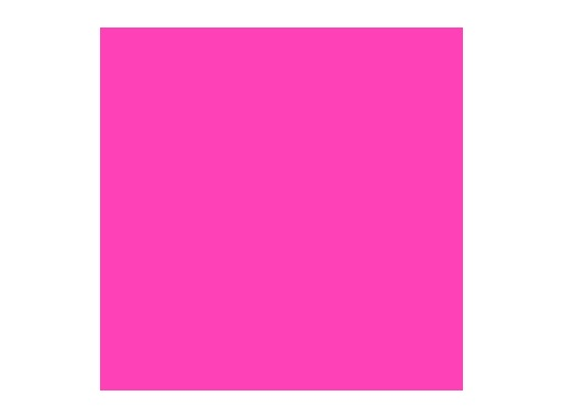 LEE FILTERS • Rose pink - Rouleau 7,62m x 1,22m