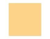 Filtre gélatine LEE FILTERS Pale amber gold 009 - feuille 0,53m x 1,22m