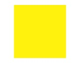 LEE FILTERS • Médium yellow - Feuille 0,53m x 1,22m