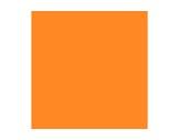 Filtre gélatine LEE FILTERS Médium amber 020 - feuille 0,53m x 1,22m