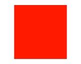 Filtre gélatine LEE FILTERS Dark amber 022 - feuille 0,53m x 1,22m
