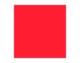 Filtre gélatine LEE FILTERS Scarlet 024 - feuille 0,53m x 1,22m