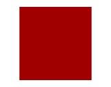 Filtre gélatine LEE FILTERS Médium rouge - feuille 0,53m x 1,22m