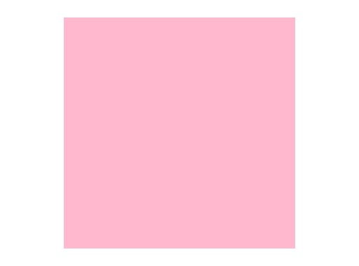 Filtre gélatine LEE FILTERS Light pink - feuille 0,53m x 1,22m