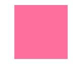Filtre gélatine LEE FILTERS Médium pink 036 - feuille 0,53m x 1,22m