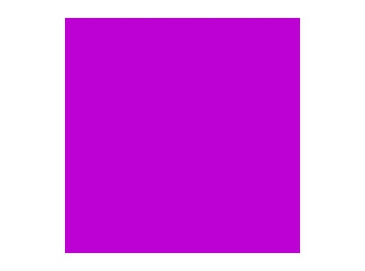 LEE FILTERS • Medium Purple - Feuille 0,53m x 1,22m