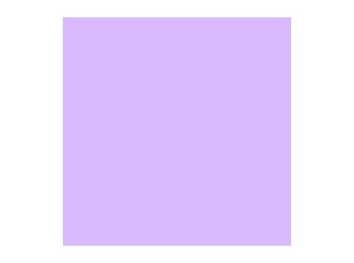 LEE FILTERS • Light lavender - Feuille 0,53m x 1,22m