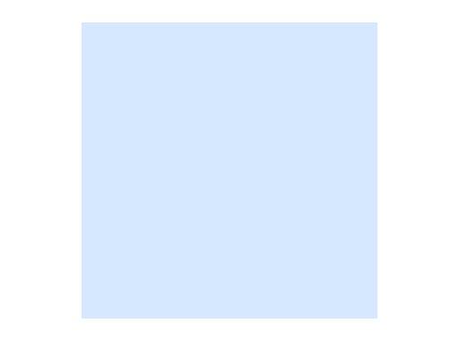 Filtre gélatine LEE FILTERS Mist blue - feuille 0,53m x 1,22m