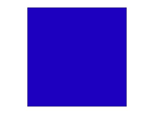 LEE FILTERS • Deeper blue - Feuille 0,53m x 1,22m
