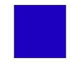 Filtre gélatine LEE FILTERS Deeper blue - feuille 0,53m x 1,22m-consommables