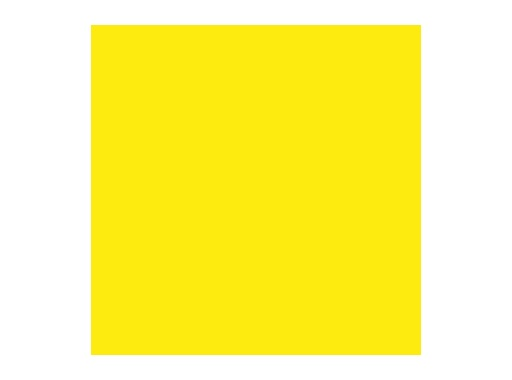 LEE FILTERS • Yellow - Feuille 0,53m x 1,22m