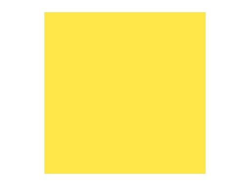 LEE FILTERS • Light amber - Rouleau 7,62m x 1,22m