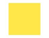 Filtre gélatine LEE FILTERS Light amber 102 - feuille 0,53m x 1,22m