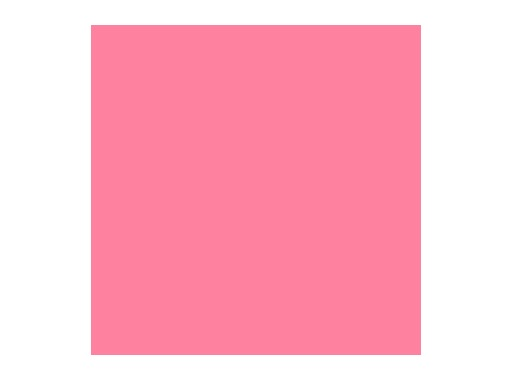 LEE FILTERS • Light rose - Feuille 0,53m x 1,22m