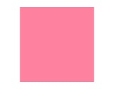 Filtre gélatine LEE FILTERS Light rose 107 - feuille 0,53m x 1,22m