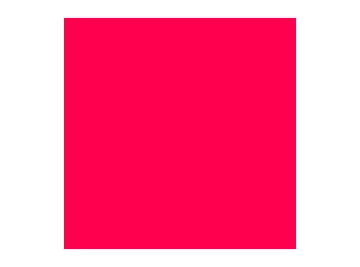 LEE FILTERS • Magenta - Feuille 0,53m x 1,22m