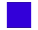 Filtre gélatine LEE FILTERS Dark blue - rouleau 7,62m x 1,22m