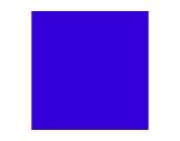 Filtre gélatine LEE FILTERS Dark blue 119 - feuille 0,53m x 1,22m