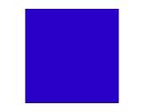 Filtre gélatine LEE FILTERS Deep blue - feuille 0,53m x 1,22m