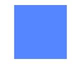 Filtre gélatine LEE FILTERS Médium blue ht 132 - feuille 0,50m x 1,17m