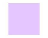 Filtre gélatine LEE FILTERS Pale lavender - feuille 0,53m x 1,22m