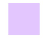 LEE FILTERS • Pale lavender - Feuille 0,53m x 1,22m