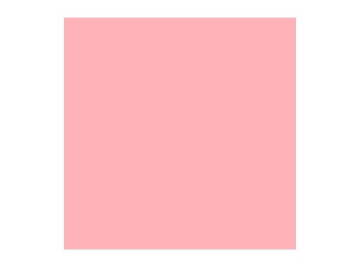 LEE FILTERS • Pale rose - Feuille 0,53m x 1,22m