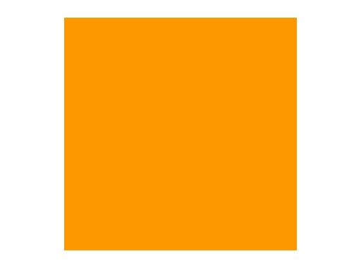 LEE FILTERS • Chrome orange - Feuille 0,53m x 1,22m