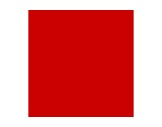 Filtre gélatine LEE FILTERS Light red 182 - feuille 0,53m x 1,22m