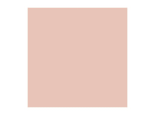 LEE FILTERS • Cosmétic peach - Feuille 0,53m x 1,22m