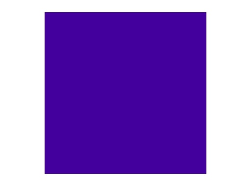 LEE FILTERS • Palace blue - Rouleau 7,62m x 1,22m