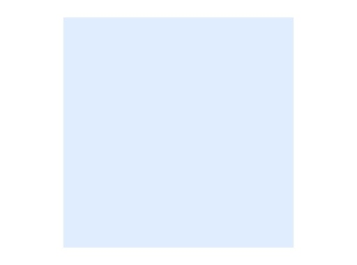 LEE FILTERS • 1/4 CT blue - Feuille 0,53m x 1,22m