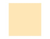 Filtre gélatine LEE FILTERS 1/4 CT orange 206 - feuille 0,53m x 1,22m