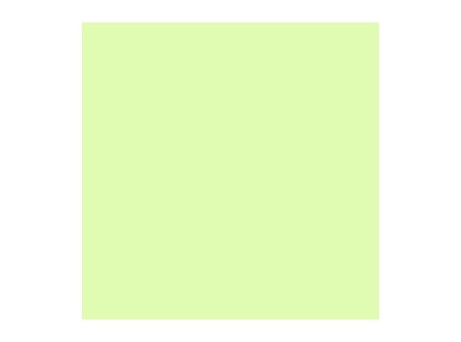 LEE FILTERS • White flam green - Rouleau 7,62m x 1,22m
