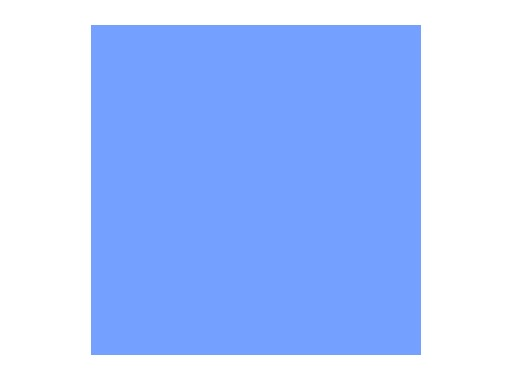 Filtre gélatine LEE FILTERS Daylight blue frost - feuille 0,53m x 1,22m