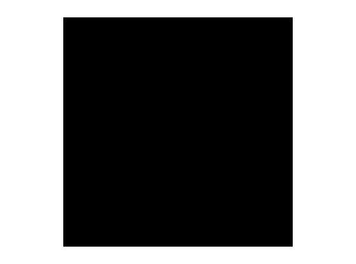 GAM • Black foil - Rouleau 7,62m x 0,61m