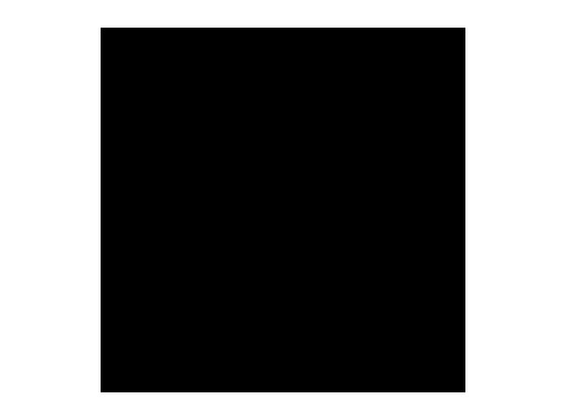 GAM • Black foil - Rouleau 15,24m x 0,30m
