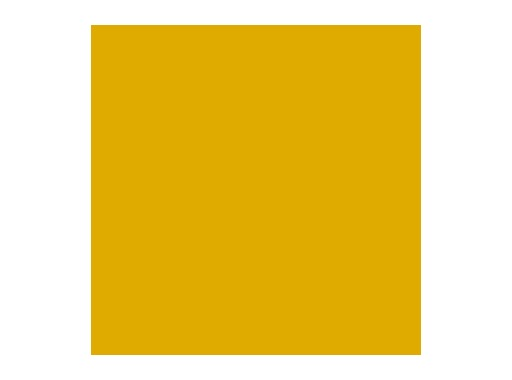LEE FILTERS • Half Mustard Yellow - Rouleau 7,62m x 1,22m