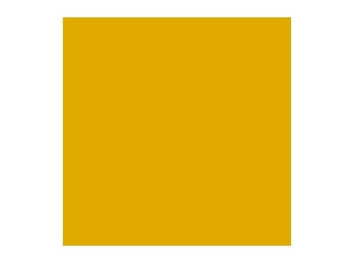 LEE FILTERS • Half Mustard Yellow - Feuille 0,53m x 1,22m